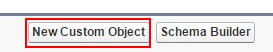 Salesforce Objects - Creating Salesforce Custom Objects