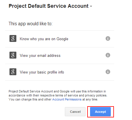 salesforce login through google11