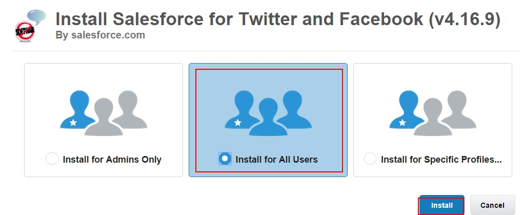 Salesforce for facebook3