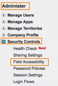 Field Level Security Salesforce - Salesforce Admin Tutorials